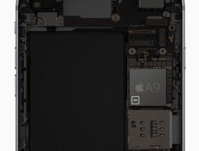 iphone6s A9 processor