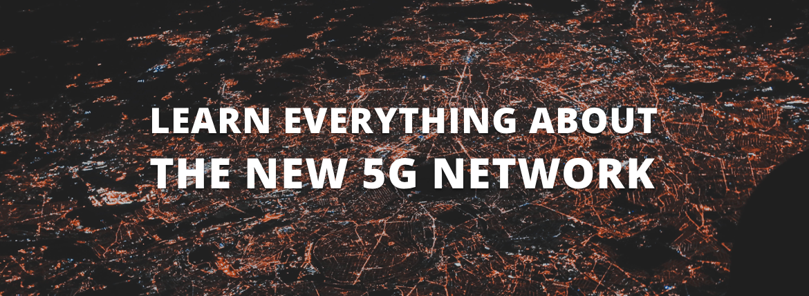 new 5g network
