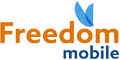 logo: Freedom Mobile